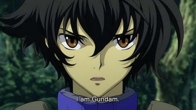Gundam007 LockOn I am… YOUR FATHER… notXD